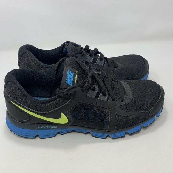 Endurecer entidad muerte  Nike Shoes   Nike Dual Fusion St2 Black Running Shoes Size 1   Poshmark